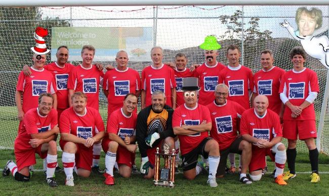 RCC FC - 2015 45+ President's Cup Winners