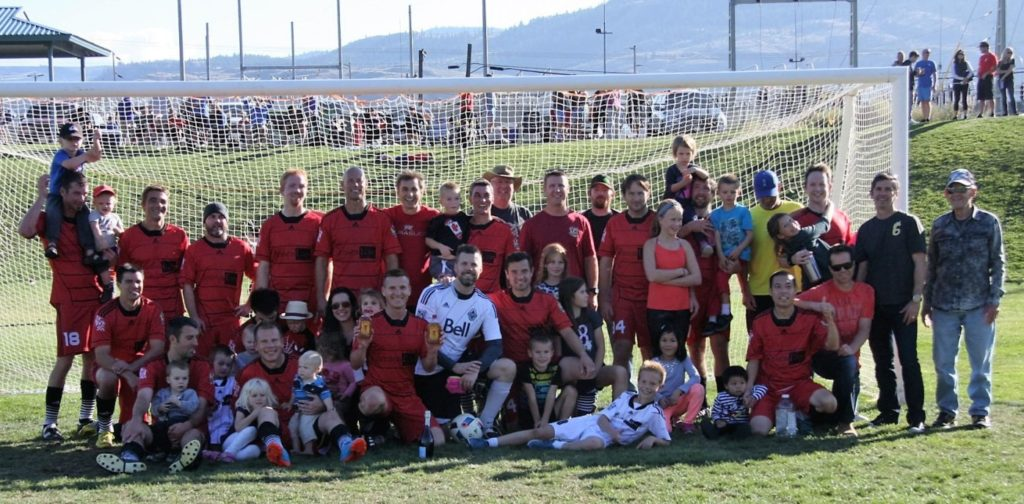 Jensen Law 2016 30 Playoff Champs Kamloops Rec Soccer